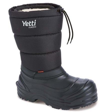Śniegowce Yeti Classic dla wędkarzy i myśliwych